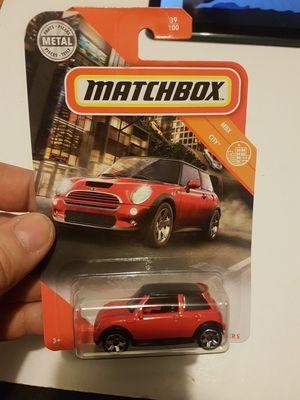 Photo Matchbox 2003 Mini Cooper S New