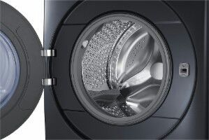 Samsung - 5.6 Cu. Ft. 15-Cycle High-Efficiency Steam Front-Loading Washer - Model: WF56H9100AG for Sale in Alexandria, VA