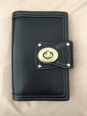 Coach Diary real leather for Sale in Fairfax, VA