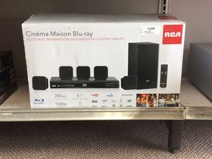 RCA BlueRay Home Theater for Sale in Orlando, FL