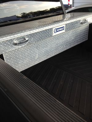 Full size truck tool box for Sale in DeLand, FL