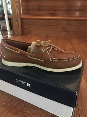 Tan Sperry for Sale in Woodbridge, VA