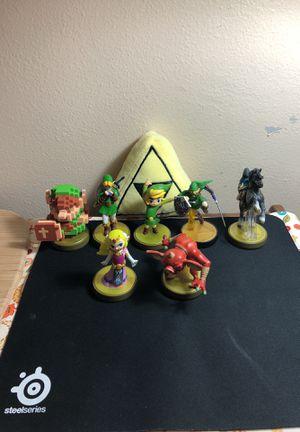 Legend of Zelda Amiibo for Sale in Poulsbo, WA