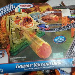 Volcano Drop Thomas Trackmaster Thumbnail