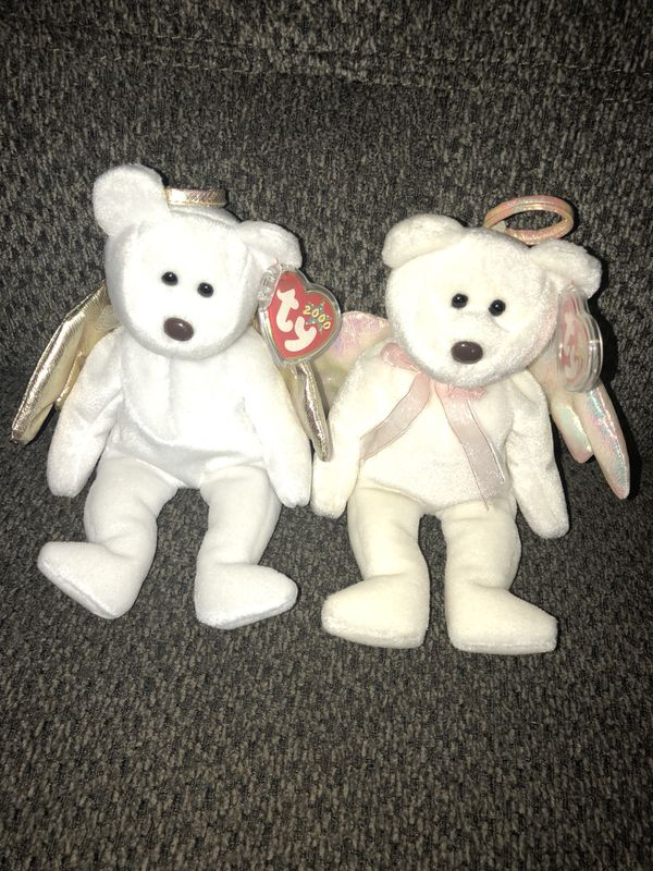 Halo 1   Halo 2 Beanie Baby Bears for Sale in Santee 69fb126d7e4