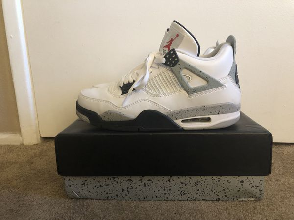 924037cf869 Retro Jordan Cement 4's for Sale in Tucson, AZ - OfferUp