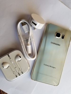 Samsung Galaxy S6 Edge Plus, Factory Unlocked for Sale in Annandale, VA