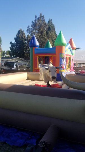 TORO MECANICO EN RENTA for Sale in Anaheim, CA