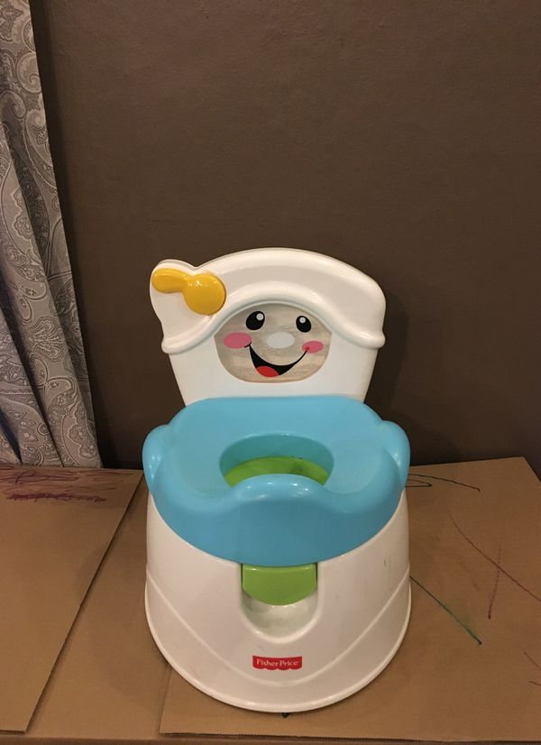 Fisher Price training potty (Baby & Kids) in Tacoma, WA - OfferUp
