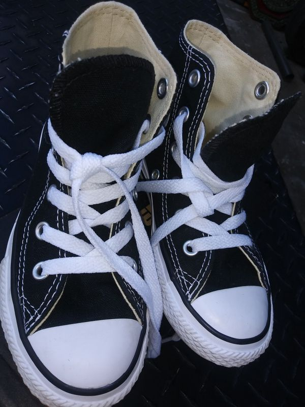 8ab5c4ab928 New Converse size 11 for kids for Sale in Baldwin Park