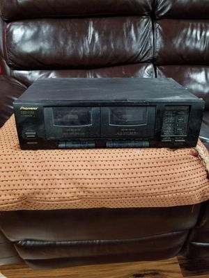 Pioneer casset player for Sale in Nashville, TN