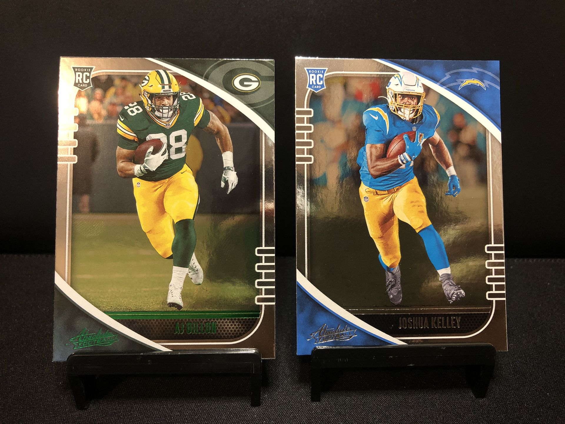 Football Cards (Panini Contenders 2014, Absolute 2020, Donruss)