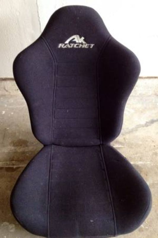 Terrific Ak Ratchet Gaming Chair For Sale In Farmers Branch Tx Offerup Pdpeps Interior Chair Design Pdpepsorg