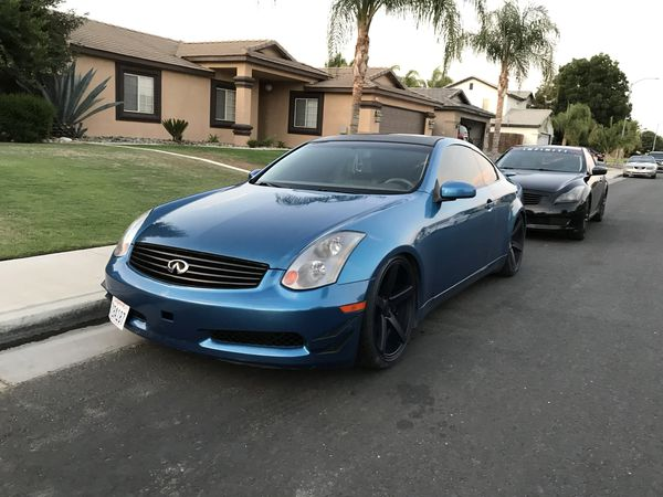 2004 Infiniti G35 Coupe For Sale In Bakersfield Ca Offerup