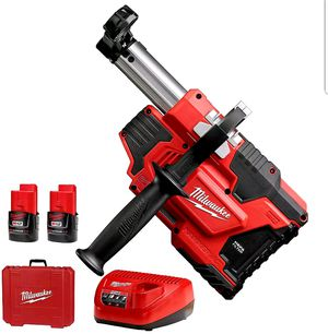 Milwaukee 2306-22 M12™ HAMMERVAC Universal Dust Extractor for Sale in Tacoma, WA