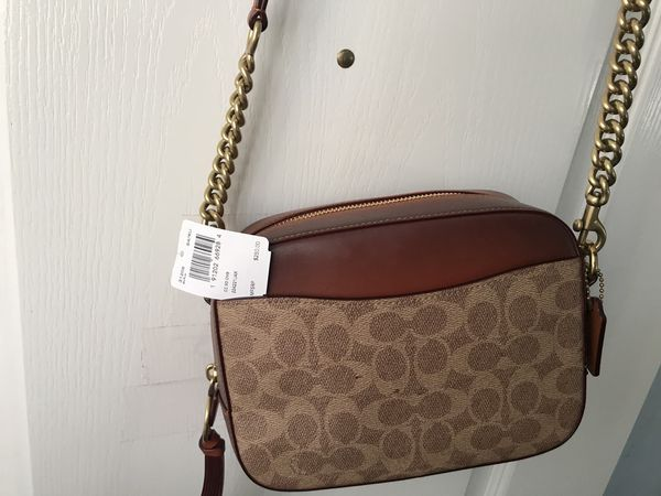 New coach bag never used still has tag!!tag price 250 asking 170 but price  is Negotiable 892dd6e21e6c9