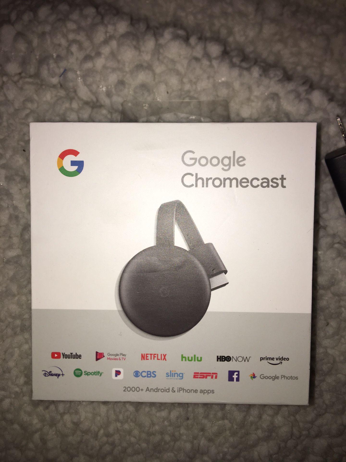 google chromecast
