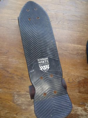 "SHAUN WHITE SUPPLY CO PENNY BOARD RED 22"" for sale  Wichita, KS"