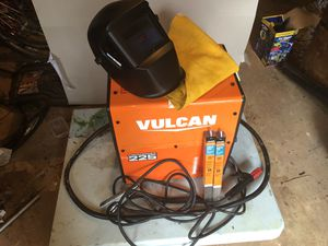 Vulcan Commander 225 stick welder with accessories. Brand NEW!Never used. for Sale in Rustburg, VA