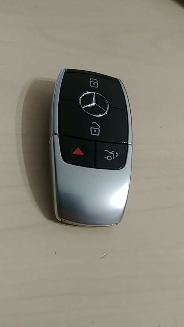 Mercedes Benz E Class Smart Key (2017) FOB keyless entry ...