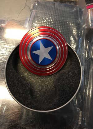 Captain America Fidget Spinners for Sale in Baltimore, MD