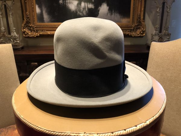 Stetson 3X Beaver Hat - Size 7 Long - Vintage for Sale in Houston 7975133f46f