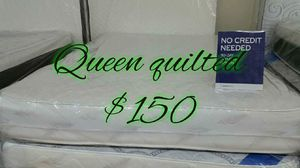 Queen Quilted $150 for Sale in Halethorpe, MD