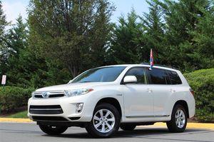 2011 Toyota Highlander Hybrid for Sale in Sterling, VA