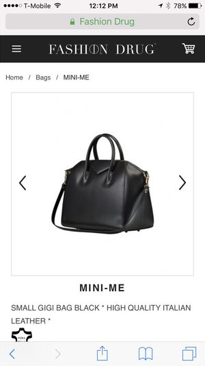 Givenchy antigona inspired bag for Sale in Foster City 7b0d9ff0ac81f