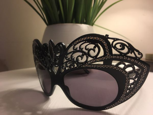 8dd7d7680384a Vintage Judith Leiber Sunglasses with Swarovski Crystals for Sale in ...