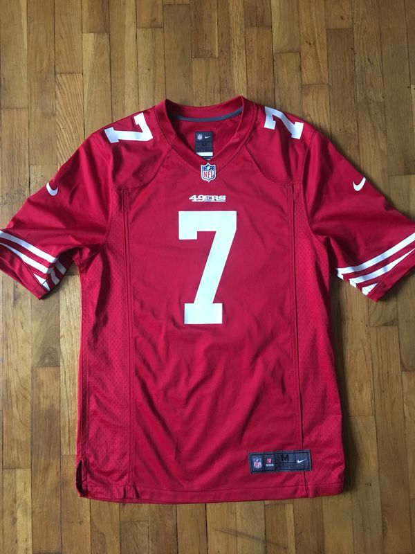 new product 262a5 bcba2 49ers Colin Kaepernick Nike Jersey size M for Sale in Tacoma, WA - OfferUp