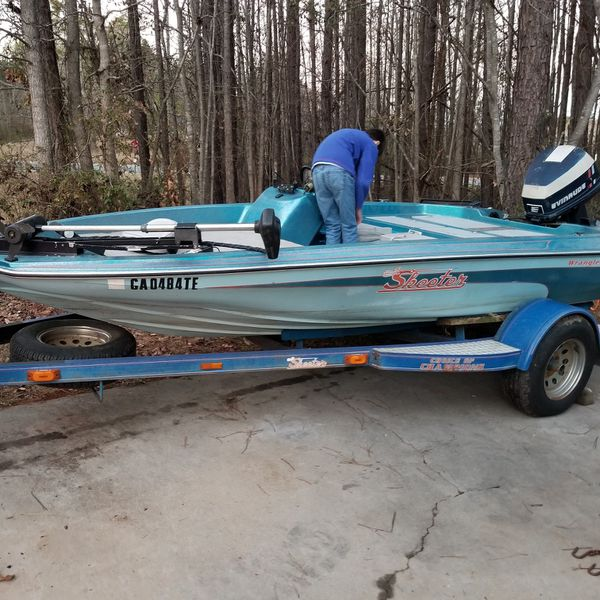 Skeeter Bass Boats For Sale >> 86 Skeeter Bass Boat For Sale In Grantville Ga Offerup