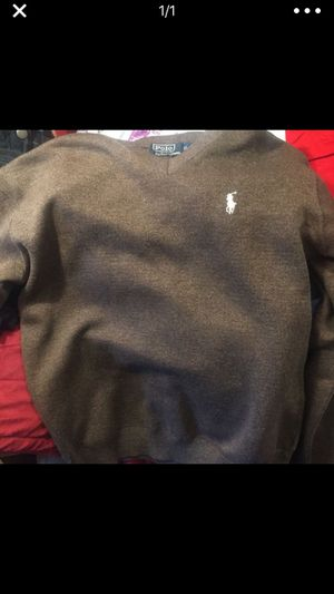 POLO RALPH LAUREN SWEATER XL for Sale in Washington, MD