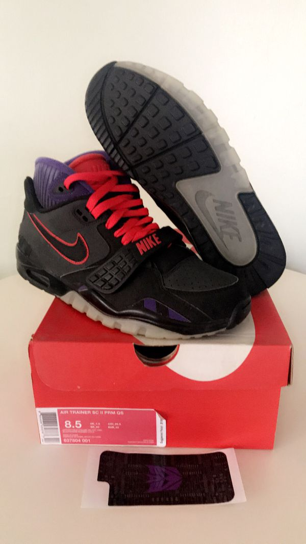 Nike transformers Megatron Air Trainer SC II Premium QS Shoes for ...