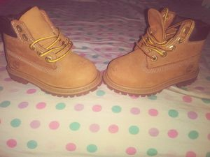 Timberland boots size 5c for Sale in San Francisco, CA
