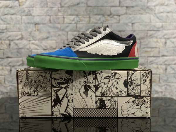 0f9149ffe8 Vans x Marvel Avengers Old Skool for Sale in Houston