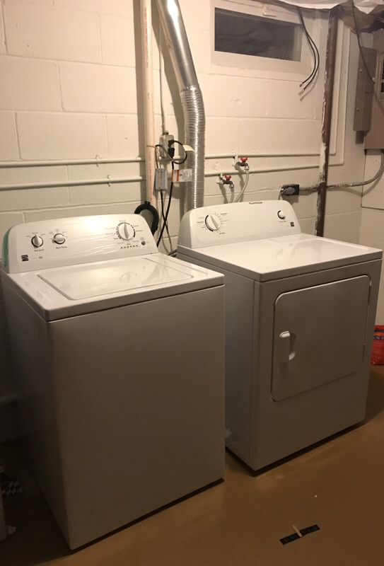 Kenmore series 100 Washer and dryer set (Appliances) in Camp Hill ...