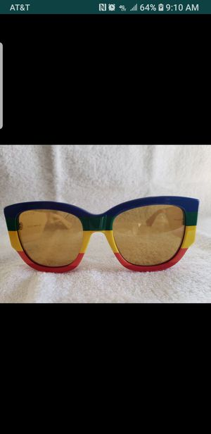 COLORFUL GUCCI WOMENS SUNGLASSES (NEW) for Sale in South Gate, CA
