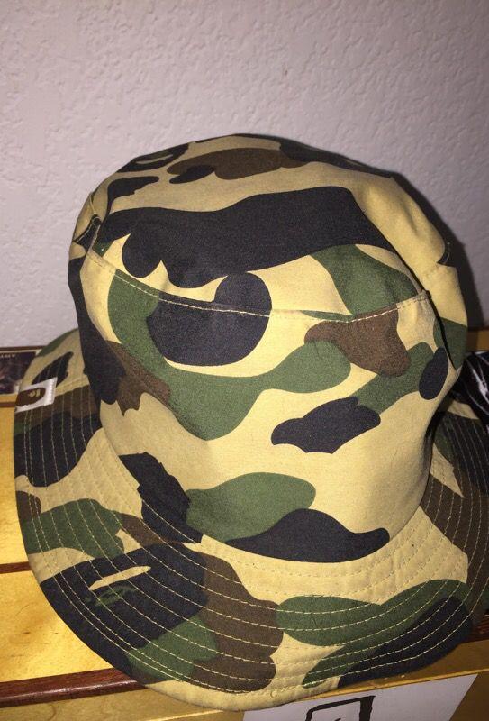 08fc8282c Bape Goretex 1st camo Bucket Hat for Sale in Litchfield Park, AZ - OfferUp