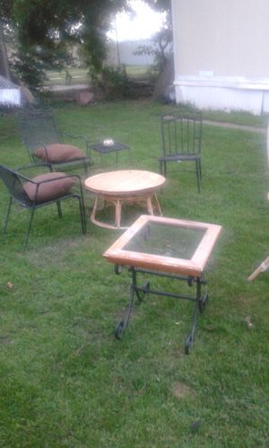 Patio And Lawn Furniture For In Kansas City Ks