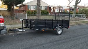 Custom-Built Utility/Cargo Trailer for Sale in Alexandria, VA