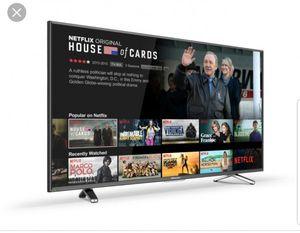 Hisense 55'' class R7 4K TV for Sale in Falls Church, VA