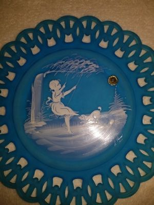 Collectible Westmoreland Glass Plates for Sale in Scottsdale, AZ