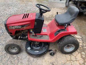 "Photo Murray 12.5hp Riding Lawn Mower 38"""