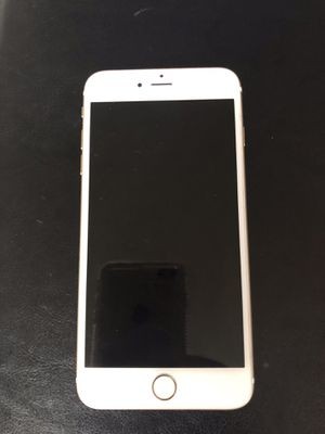 iPhone 6 Plus Gold 64GB | Excellent condition for Sale in Rockville, MD