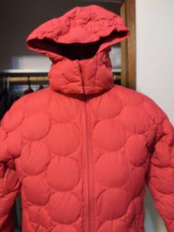 Never used, no tag,down coat Thumbnail