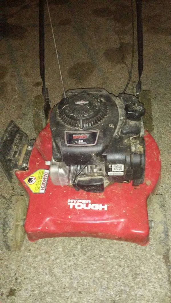 Hyper Tough Lawn Mower For Sale In Collinsville Il Offerup