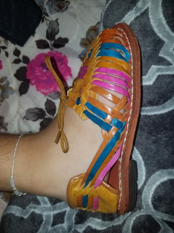 Size Kids 13 New Huraches Straight From Mexico Clothing Shoes In Hesperia Ca Offerup
