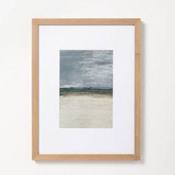 "12"" x 16"" Landscape Vertical Framed Wall Art - Hearth & Hand Magnolia Thumbnail"