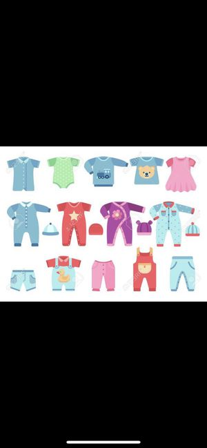 Looking for a baby boy clothes 💕 it's for a friend on my country for Sale in Woodbridge, VA